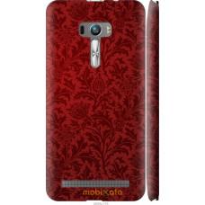 Чехол на Asus ZenFone Selfie ZD551KL Чехол цвета бордо