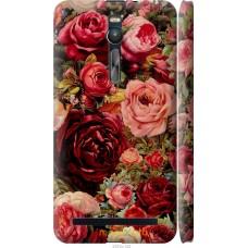 Чехол на Asus Zenfone 2 ZE551ML Прекрасные розы