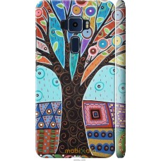 Чехол на Asus Zenfone 3 ZE520KL Арт-дерево