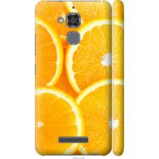Чехол на Asus Zenfone 3 Max ZC520TL Апельсинки