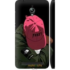 Чехол на Asus Zenfone Go ZC500TG De yeezy brand