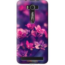 Чехол на Asus ZenFone 2 Laser 2 ZE550KL Весенние цветочки