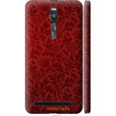 Чехол на Asus Zenfone 2 ZE551ML Чехол цвета бордо