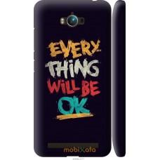 Чехол на Asus ZenFone Max ZC550KL Everything will be Ok