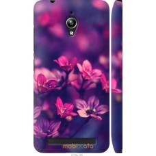 Чехол на Asus Zenfone Go ZC500TG Весенние цветочки
