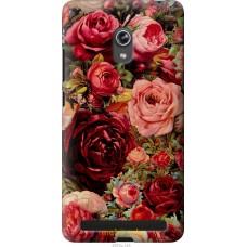 Чехол на Asus ZenFone 6 A600CG Прекрасные розы