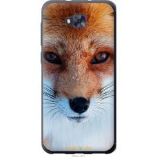 Чехол на Asus ZENFONE 4 SELFIE | ZD553KL Рыжая лисица