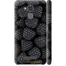Чехол на Asus Zenfone 3 Max ZC520TL Черная ежевика