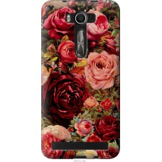 Чехол на Asus ZenFone 2 Laser 2 ZE550KL Прекрасные розы