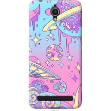 Чехол на Asus ZenFone Go ZC451TG 'Розовый космос