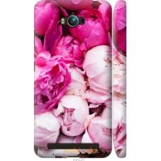 Чехол на Asus ZenFone Max ZC550KL Розовые цветы