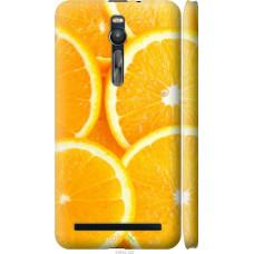 Чехол на Asus Zenfone 2 ZE551ML Апельсинки