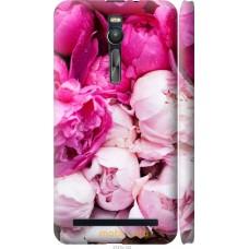 Чехол на Asus Zenfone 2 ZE551ML Розовые цветы