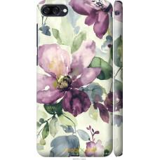 Чехол на Asus ZenFone 4 Max ZC520KL Акварель цветы