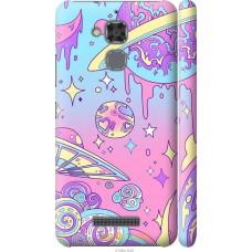 Чехол на Asus Zenfone 3 Max ZC520TL 'Розовый космос