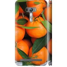 Чехол на Asus ZenFone Selfie ZD551KL Мандарины