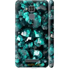 Чехол на Asus Zenfone 3 Max ZC520TL Кристаллы 2