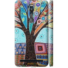 Чехол на Asus Zenfone 2 ZE551ML Арт-дерево