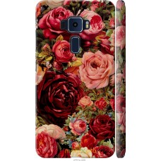 Чехол на Asus Zenfone 3 ZE520KL Прекрасные розы