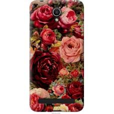 Чехол на Asus ZenFone Go ZC451TG Прекрасные розы