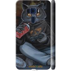 Чехол на Asus Zenfone 3 ZE552KL gamer cat