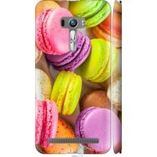 Чехол на Asus ZenFone Selfie ZD551KL Вкусные макаруны