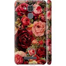 Чехол на Asus Zenfone 3 Max ZC520TL Прекрасные розы