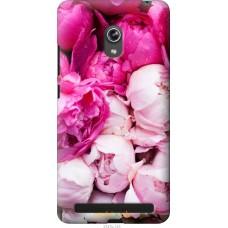 Чехол на Asus ZenFone 6 A600CG Розовые цветы