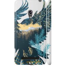Чехол на Asus Zenfone 5 Арт-орел на фоне природы