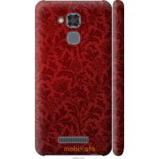 Чехол на Asus Zenfone 3 Max ZC520TL Чехол цвета бордо