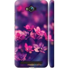 Чехол на Asus ZenFone Max ZC550KL Весенние цветочки