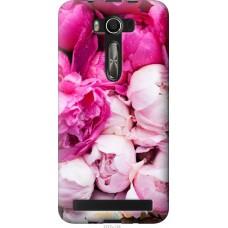 Чехол на Asus ZenFone 2 Laser 2 ZE550KL Розовые цветы