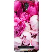 Чехол на Asus ZenFone C ZC451CG Розовые цветы