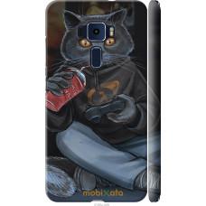 Чехол на Asus Zenfone 3 ZE520KL gamer cat