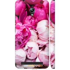 Чехол на Asus Zenfone Go ZC500TG Розовые цветы