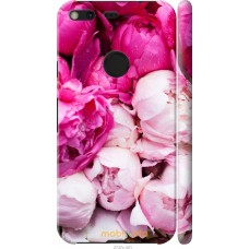 Чехол на Google Pixel XL Розовые цветы