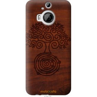 Чехол на HTC One M9 Plus Узор дерева
