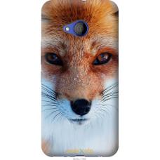 Чехол на HTC U11 Life Рыжая лисица