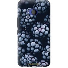 Чехол на HTC U11 Life Морозная ежевика