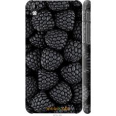 Чехол на HTC Desire 816 Черная ежевика