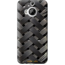 Чехол на HTC One M9 Plus Металлические фоны
