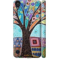Чехол на HTC Desire 530 Арт-дерево