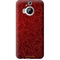 Чехол на HTC One M9 Plus Чехол цвета бордо