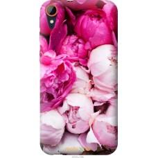 Чехол на HTC Desire 830 Розовые цветы