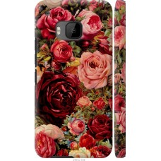 Чехол на HTC One M9 Прекрасные розы