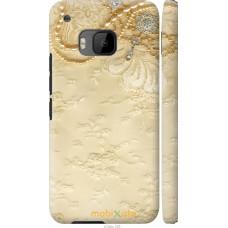 Чехол на HTC One M9 'Мягкий орнамент