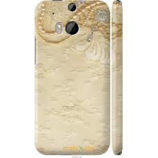 Чехол на HTC One M8 'Мягкий орнамент