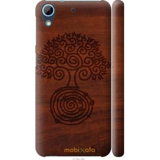 Чехол на HTC Desire 626G Узор дерева