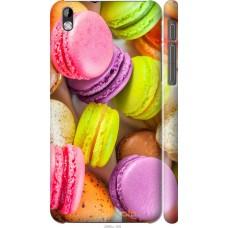 Чехол на HTC Desire 816 Вкусные макаруны