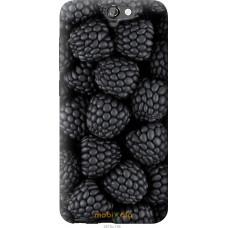 Чехол на HTC One A9 Черная ежевика